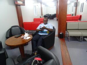 @ VIP waiting lounge